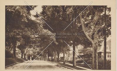 Bradish Ave, looking East, Bayside, LIC.