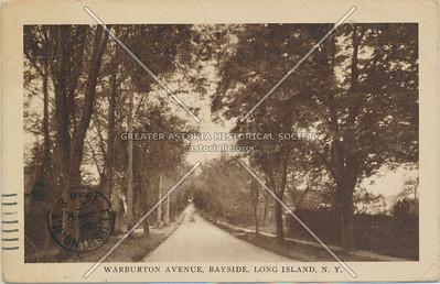 Warburton Ave, Bayside, LIC.