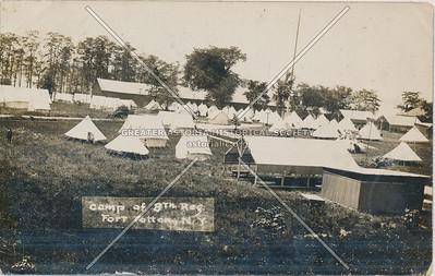 Camp of 8th Regiment, Fort Totten, N.Y.