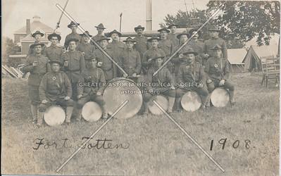 Fort Totten, N.Y. 1908.