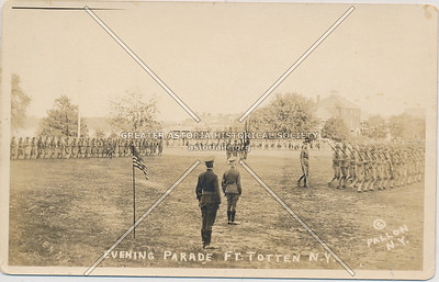Evening Parade, Fort Totten, N.Y.