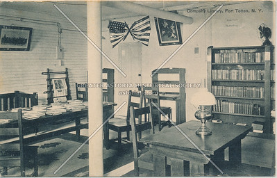 Company Library, Fort Totten, N.Y.