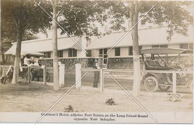 Garrison's Hotel, Fort Totten, LIC.