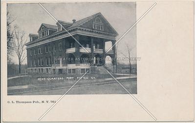 Head Quarters, Fort Totten, N.Y.
