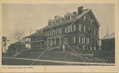 Post Hospital, Fort Totten, N.Y.