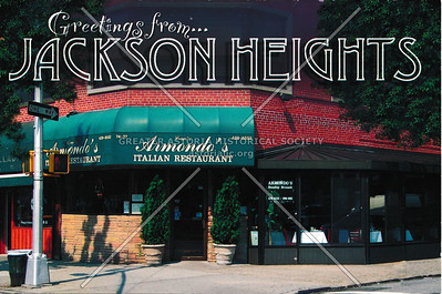 Armondo's Italian Restaurant, 74-27 37th Ave, Jackson Heights, L.I.