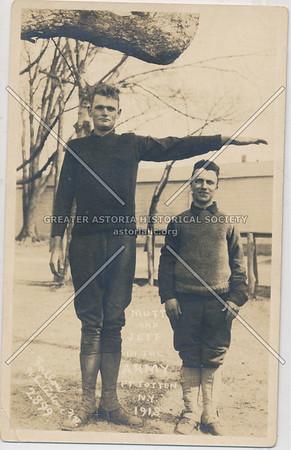 Fort Totten, N.Y. 1918