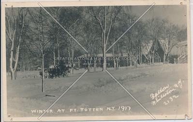 Fort Totten, N.Y. 1917