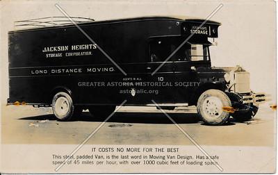Jackson Heights Storage Corporation, L.I.