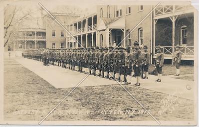 Drills, Fort Totten, N.Y.