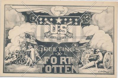 Fort Totten, Queens Company, NY.