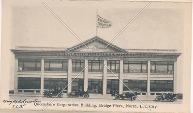 Queensboro Corporation Building, Bridge Plaza, North, L.I.