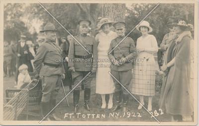 Fort Totten, N.Y. 1922