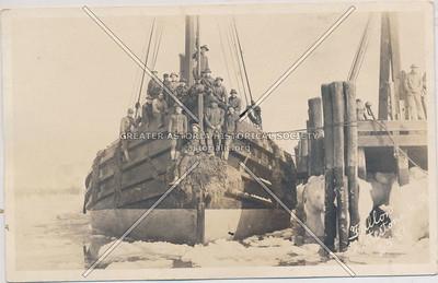 Dock, Fort Totten, N.Y.