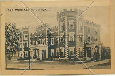 Officers' Club, Fort Totten, N.Y.