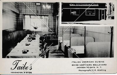 Taile's Italian American Cuisine, 83-02 Northern BLVD, Jackson Heights, L.I.