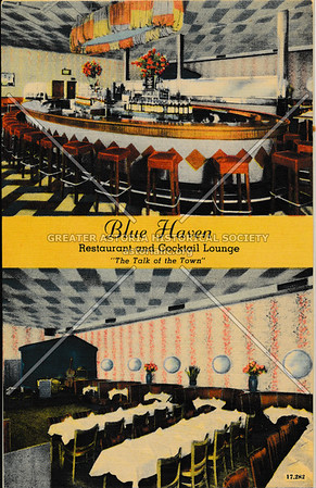 Blue Haven Restaurant, 73rd St & 37th Ave, Jackson Heights, L.I.
