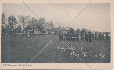 Guard Mount, Fort Totten, N.Y.