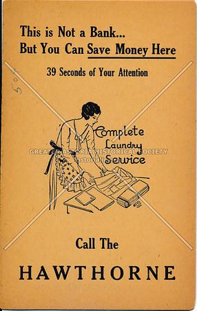 Hawthorne Hand Laundry, 75-14 Roosevelt Ave, Jackson Heights, L.I.