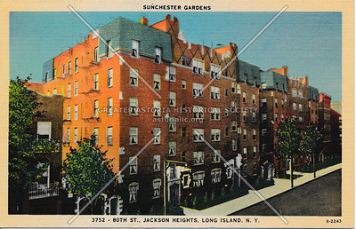 Sunchester Gardens, 3752 80th St, Jackson Heights, L.I.
