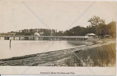 Garrison's Hotel Pavilion & Pier, Fort Totten, LIC.