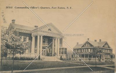 Commanding Officer's Quarters, Fort Totten, N.Y.