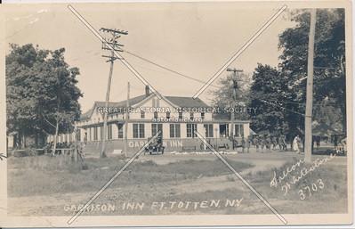 Garrison In, Fort Totten, N.Y.