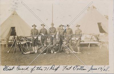 Fort Totten, N.Y. June 1908