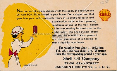 Shell Oil Company, 37-06 82nd St, Jackson Heights, L.I.