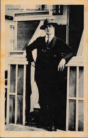 Sheriff of Rockaway Point, L.I.