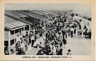 Carnival Day, Ocean Side, Rockaway Point, L.I.