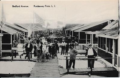 Bedford Ave, Rockaway Point, L.I.