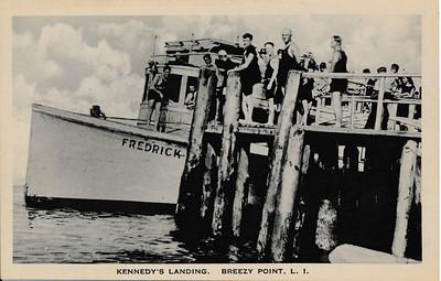 Kennedy's Landing, Breezy Point, L.I.