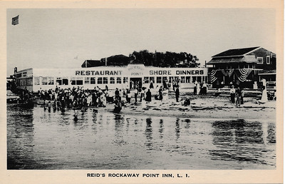 Reid's Rockaway Point Inn, L.I.