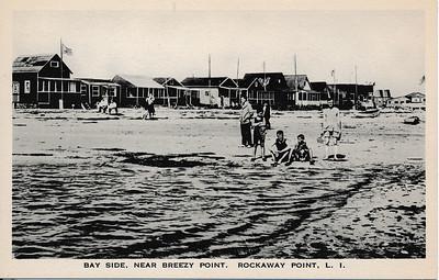 Bayside, near Breezy Point, Rockaway Point, L.I.
