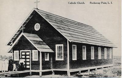 Catholic Church, Rockaway Point, L.I.
