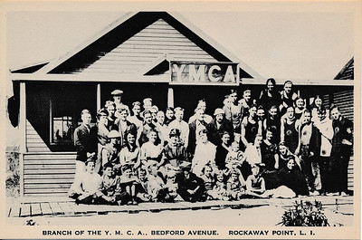Branch of the Y.M.C.A., Bedford Ave, Rockaway Point, L.I.