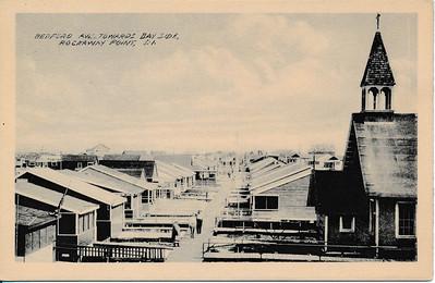 Bedford Ave, towards Bayside, Rockaway Point, L.I.