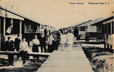 Ocean Ave, Rockaway Point, L.I.