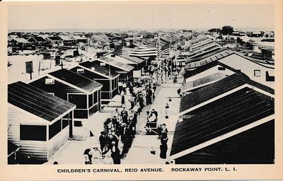 Children's Carnival, Reid Ave, Rockaway Point, L.I.