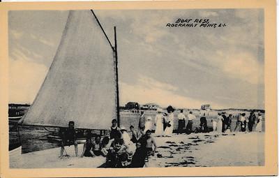 Boat Rest, Rockaway Point, L.I.