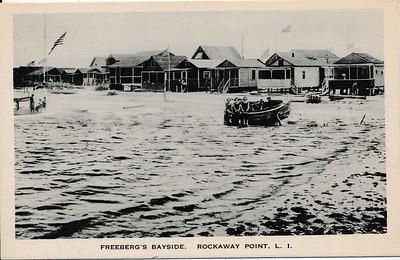 Freeberg's Bayside, Rockaway Point, L.I.