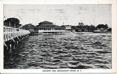 Colony Inn, Rockaway Point, N.Y.