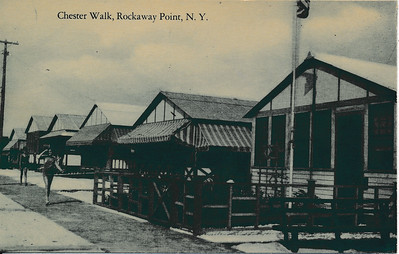 Chester Walk, Rockaway Point, N.Y.