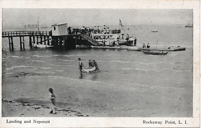 Landing & Neponsit, Rockaway Point, L.I.