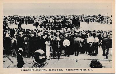 Children's Carnival, Ocean Side, Rockaway Point, L.I.