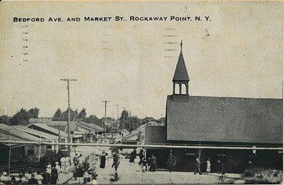 Bedford Ave. & Market St., Rockaway Point, N.Y.