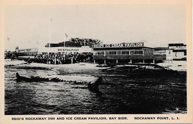 Reid's Rockaway Inn & Ice Cream Pavilion, Bayside, Rockaway Point, L.I.