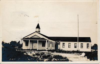 Christ Community Church, Rockaway Point, N.Y.