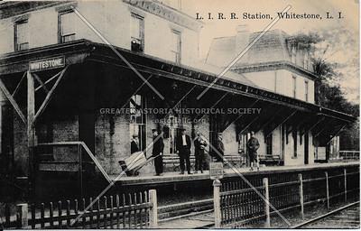 Whitestone Long Island Rail Road station